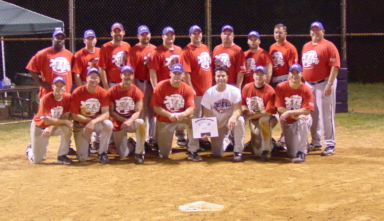 2004 Norristown Area Softball Tournament Page